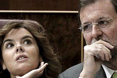 """Rajoy: estas cuentas suponen """"más paro, más impuestos y más deuda"""""""