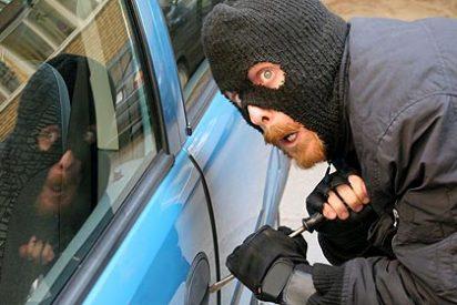 Atrapan a un ladrón que había robado 1.000 coches