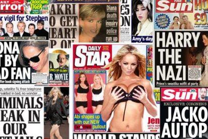 Un documental ridiculiza a la prensa sensacionalista británica