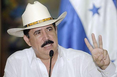 Brasil le pide moderación a Zelaya