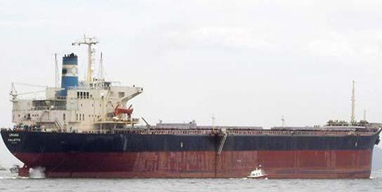 """El dueño del """"Ariana"""" asegura que el barco no ha sido liberado"""