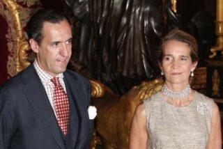 Los duques de Lugo firman su divorcio