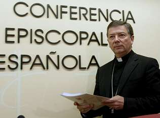 Sr. portavoz de los Obispos, el Evangelio entero, por favor