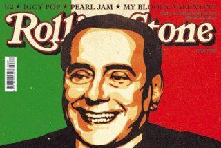 Berlusconi, rockstar del año para la revista 'Rolling Stone'