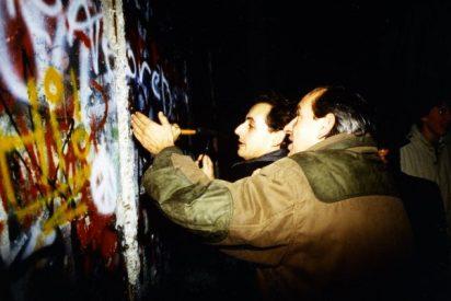 ¿Estuvo presente Sarkozy cuando cayó el Muro de Berlín?