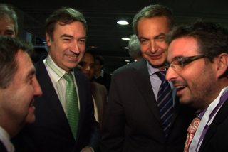 Losantos y Zapatero se dan la mano