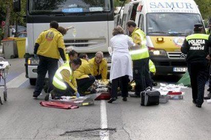 La Guardia Civil atropella mortalmente a una anciana en el traslado de un miembro de Segi
