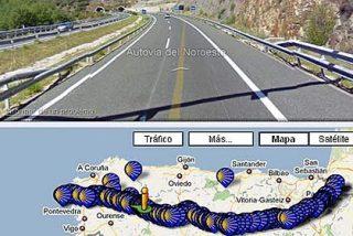 Google no sabe por dónde pasa el Camino de Santiago