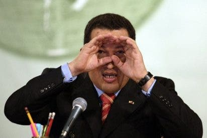 Un solemne mamarracho llamado Hugo Chávez
