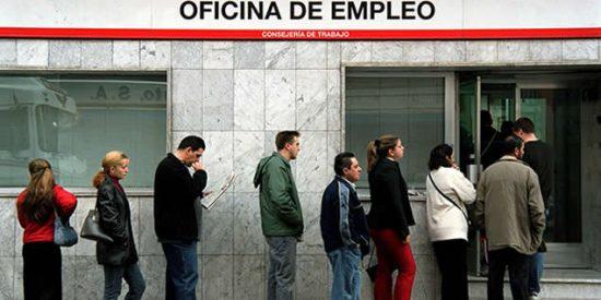 Uno de cada tres nuevos parados en Europa es español