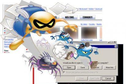 Los virus y hackers se hacen con los ordenadores españoles