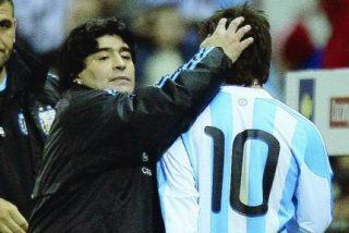 """Maradona: """"El penalti echó por tierra nuestro trabajo; el empate era lo justo"""""""