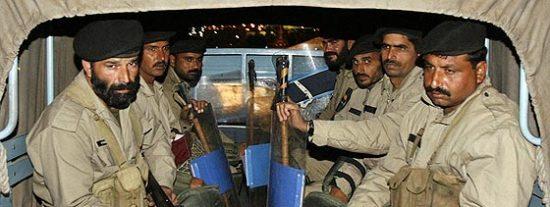 Un terrorista islámico causa 16 muertos al inmolarse en un tribunal en Pakistán