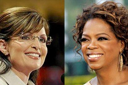 """Sarah Palin es la sustituta """"secreta"""" de Oprah Winfrey"""