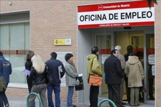 España registra la mayor tasa de paro de los países industrializados