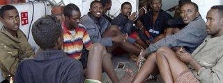 Los mercenarios van a Somalia con sólo cuatro días de entrenamiento
