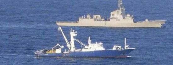 El Gobierno ZP se 'tragó' el traslado de los marineros a Somalia