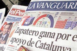 El toque histérico de corneta de la oligarquía catalana