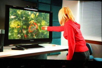 El mando a distancia según Microsoft: la voz y los gestos