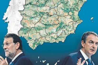 La crisis desgasta más al PSOE que las peleas internas al PP