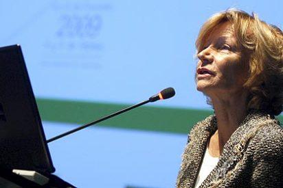 Salgado pide a Bruselas un año más para reducir el déficit