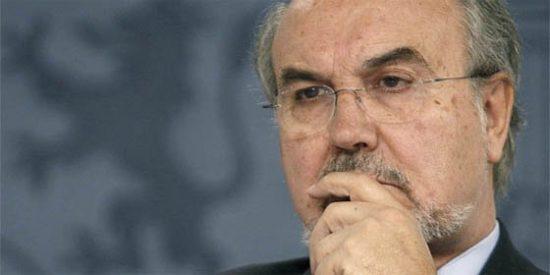 """Solbes dice, sobre la Ley de Economía Sostenible, que su gran preocupación han sido """"las finanzas sostenibles"""""""