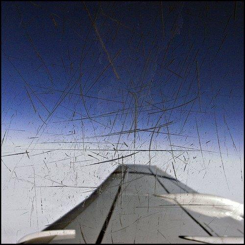 Una espectacular muestra de fotografías tomadas en pleno vuelo