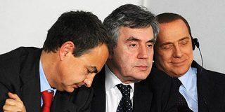 ¿Están Zapatero, Berlusconi, Brown y el resto a la altura del momento histórico?