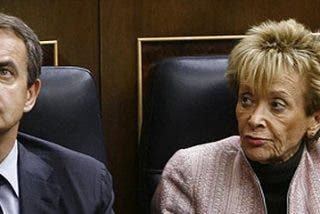 El Gobierno Zapatero pierde la compostura
