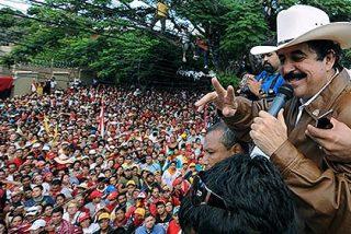 """Micheletti forma un gobierno """"de unidad y reconciliación"""" sin contar con Zelaya"""