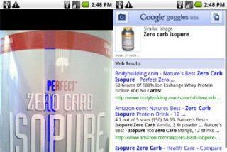 Google Goggles, nuevo sistema de búsquedas con imágenes para el móvil