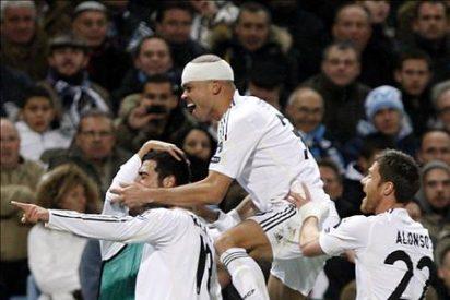Cristiano Ronaldo apaga el fuego de Marsella