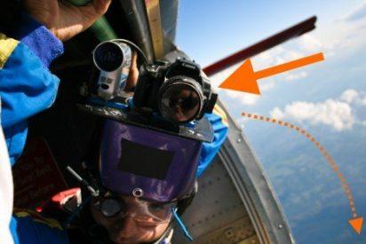 Una cámara de fotos se cae desde 900 metros de altura y ¡sigue funcionando!