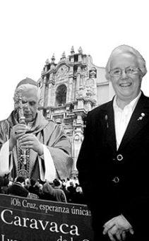 """""""A algunos políticos, lo que les satisface es atacar a la Iglesia"""""""