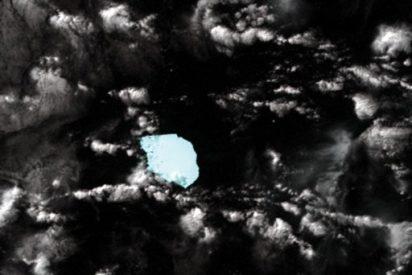 Un iceberg gigante se dirige rumbo a Australia