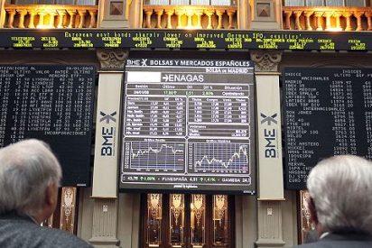 Importante caída del Ibex tras el anuncio de S&P