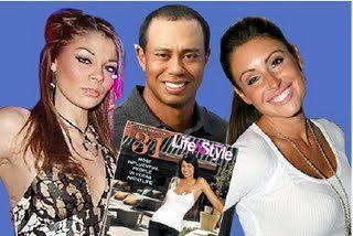 Una de las amantes de Tiger Woods le pide perdón a su mujer