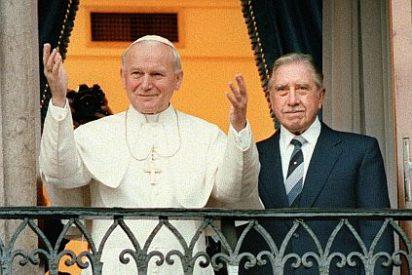 Pinochet engañó al Papa Wojtyla