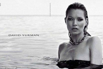 Kate Moss tiene una resaca de 22.000 euros
