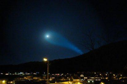 """Rusia admite que el """"ovni"""" noruego era un misil intercontinental"""