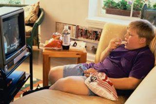 Si no quiere engordar 'digiera' menos televisión