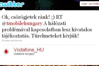 Vodafone despide a un empleado por 'hacer la gracia' en Twitter