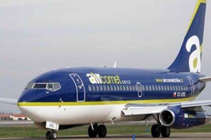 Air Comet echa el cierre
