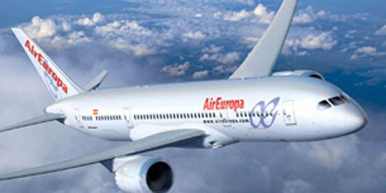 Air Europa se quedará con la ruta de Air Comet con destino a Lima