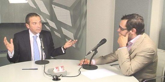 Antonio Carmona, el 'gurú' económico del PSM