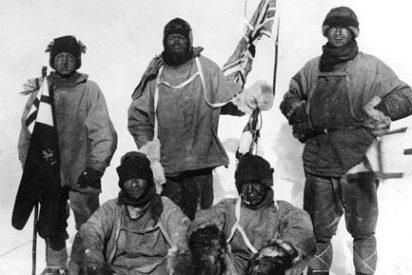 Hallan mantequilla centenaria en La Antártida