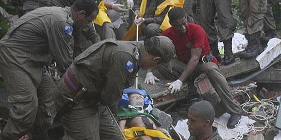 Mueren 18 personas en Río de Janeiro mientras se preparaban para el Año Nuevo
