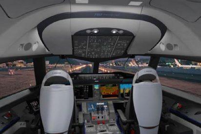 El B787 'Dreamliner' de Boeing ya surca el cielo