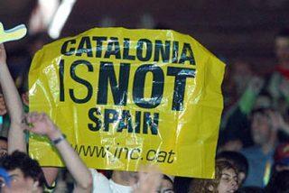 El ensayo de los independentistas catalanes
