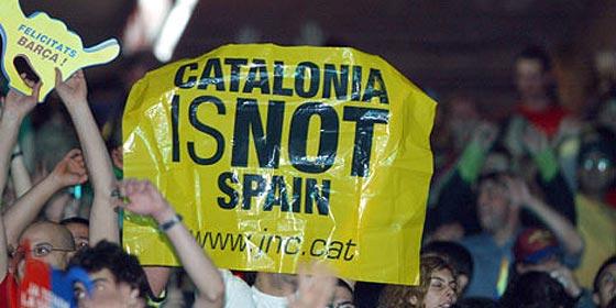 La Constitución catalana en una pequeña gran nación como España